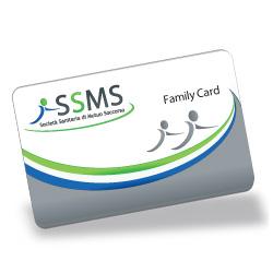family card mutua privata