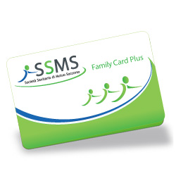 family card plus mutua privata